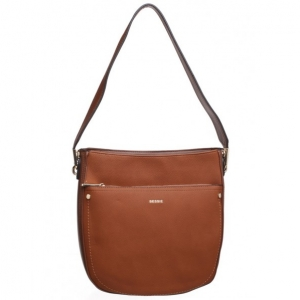 Bessie coffee Bucket Bag