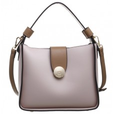 Bessie Small Tote Bag In Nude Two Tone