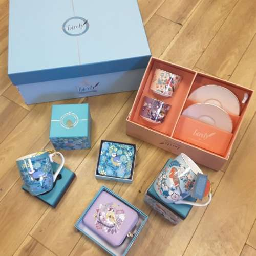 Birdy Gift Hamper From Tipperary Crystal