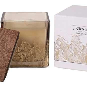 Genesis Wood Sage Candle