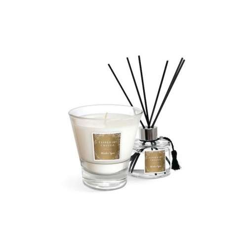Tipperary Crystal Winter Spice Candle & Diffuser Gift Set