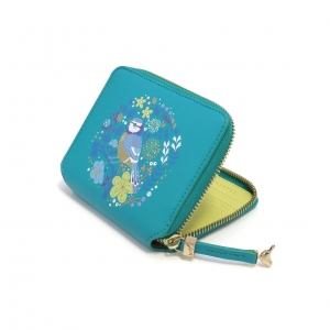 Tipperary Crystal Blue Tit Birdy Wallet