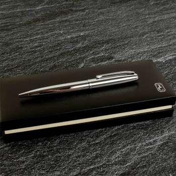 Tipperary Crystal Oscar Wilde Silver Pen