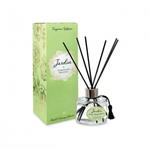Tipperary Crystal Jardin Diffuser Basil & Orange