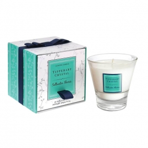 Tipperary Crystal Tumbler Candle Saltwater Shores