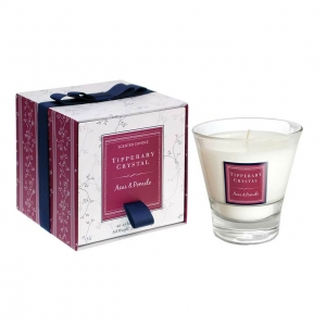 Tipperary Crystal Glass Tumbler Candle