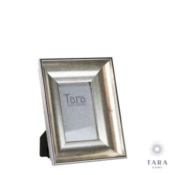 "Tara Home Lucy Photo Frame Champagne 4""x6"""