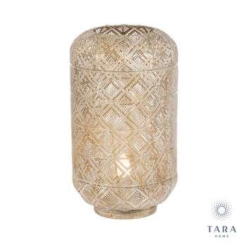 Tara Home Amira Table Lamp Gold 54cm