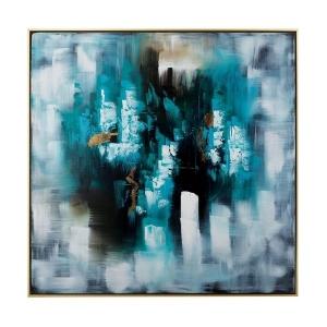 Mindy Brownes Ocean Storm Canvas
