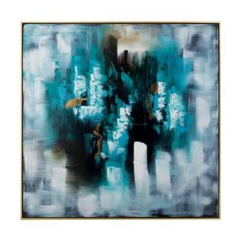 Mindy Brownes Ocean Storm Canvas