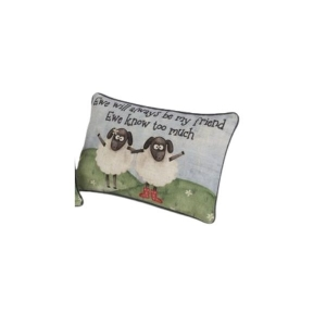 Ewe will Always Be My Friend Cushion From Richard Lang