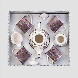 Newgrange Living Thistle 7 Piece Tea Set