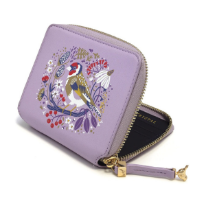 Tipperary Crystal Goldfinch Birdy Wallet