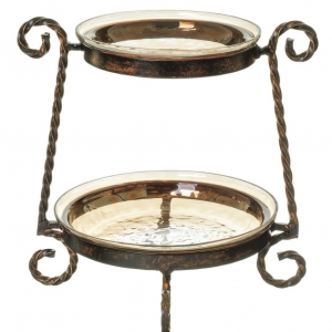 Mindy Brownes Wrought Iron Cake Stand