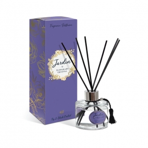 Tipperary Crystal Jardin Diffuser Fig & Black Orchid