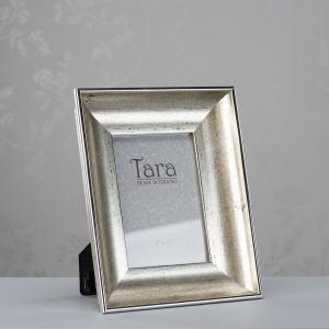 "Tara Home Lucy Photo Frame Champagne 5""x 7"""