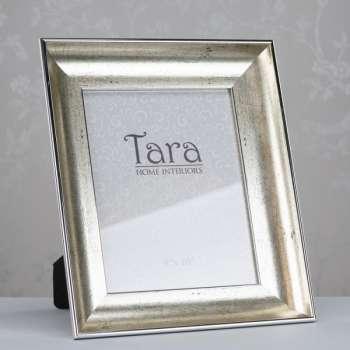 "Tara Home Lucy Photo Frame Champagne 8""x10"""