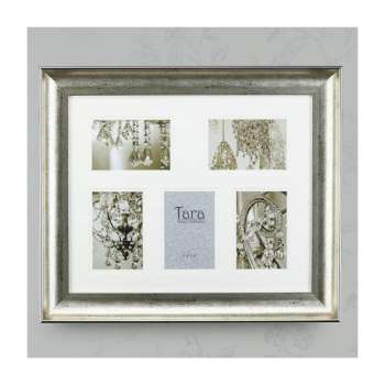 Tara Home Lucy Collage Frame Champagne