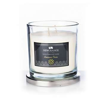 Newgrange Living Lemongrass Double Wick Scented Candle