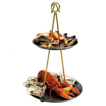 Artesa Two Tier Serving Stand