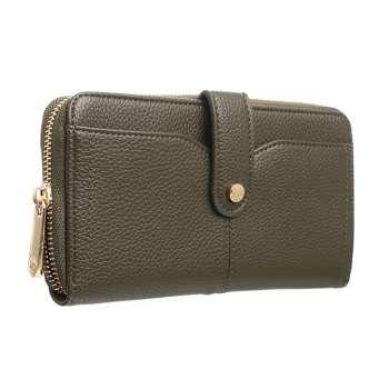 Bessie London Classic Ladies Wallet Green