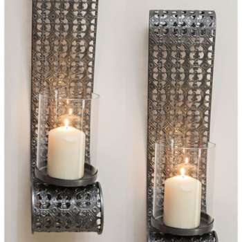 The Grange Collection Wall Sconce Set Of 2