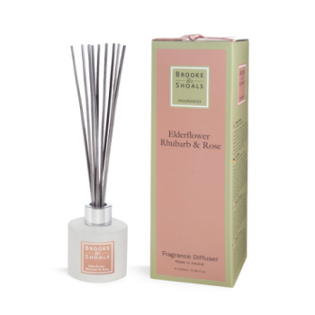 Net weight 120ml /4floz Made in Ireland using an alcohol-free glycerine base Contains high quality fragrance & essential oils Includes natural rattan reed sticks Lasts approximately 4 months Care & Safety: Do not allow diffuser oil to spill or drip onto fabric or painted surfaces as staining or damage may occur. See our Care & Safety Guide for more information.