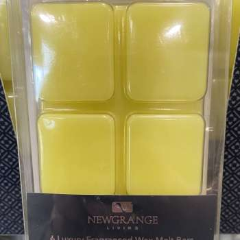 Newgrange 6 Piece Lemongrass Scented Wax Melt Bars