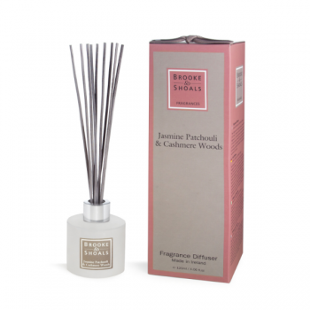Jasmine Patchouli and Cashmere Woods Diffuser