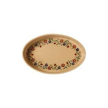 Nicholas Mosse Small Oval Oven Dish Wild Flower Meadow