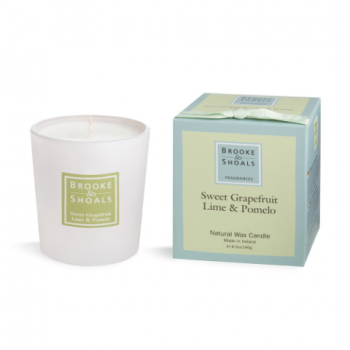 Sweet Grapefruit & Lime Pomelo Candle
