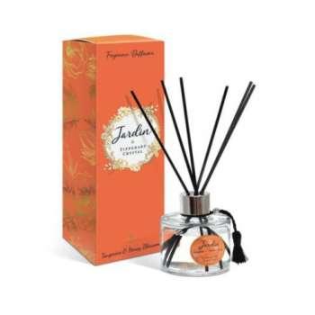 Tipperary Crystal Jardin Diffuser Tangerine & Honey Blossom