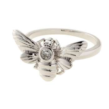 Belleek Living Jewellery Honey Ring
