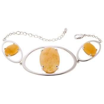 Belleek Living Jewellery Ochre Bracelet