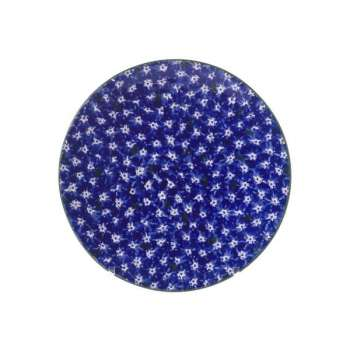 Nicholas Mosse Everyday Plate Lawn Dark Blue