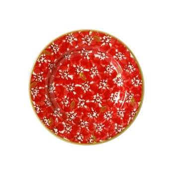 Nicholas Mosse Lunch Plate Red Lawn