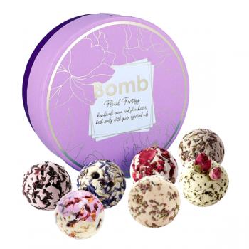 Floral Fantasy Bath Bomb Gift Pack