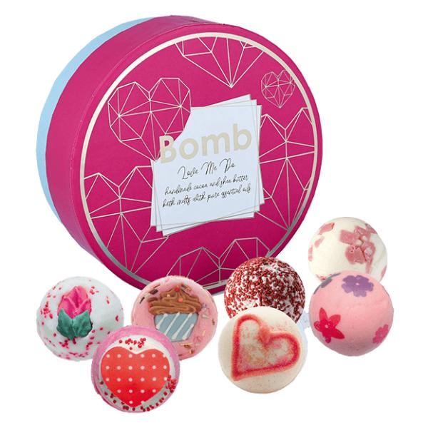 Love Me Do Bath Bomb Gift Pack