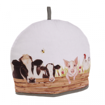 Farming Life Tea Cosy