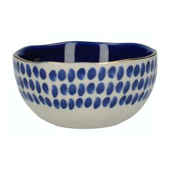 Mikasa Azores Spot Cereal Bowls