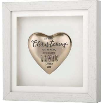 Genesis Christening Plaque