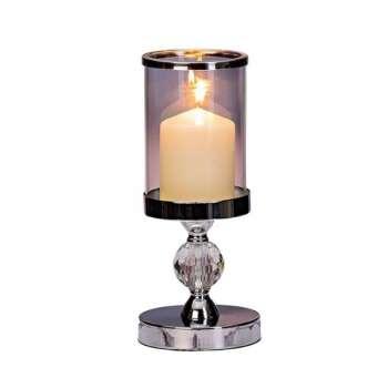 The Grange Lola Silver Candleholder