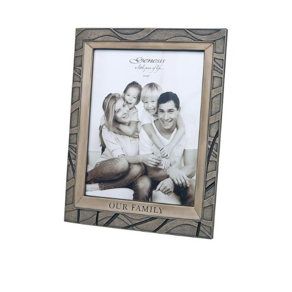 Genesis Our Family Frame