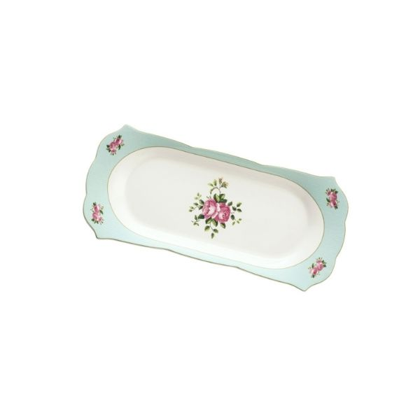 Aynsley Archive Rose Sandwich Tray