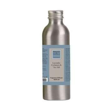 Brooke And Shoals Lavender, Cyclamen & Sea Salt Diffuser Refill Oil