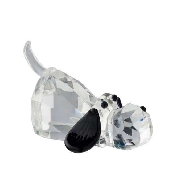 Galway Crystal Hound Dog Figurine