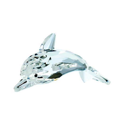 Galway Living Figurine Small Dolphin