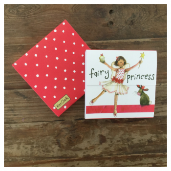Alex Clarke Fairy Princess Magnetic Notepads