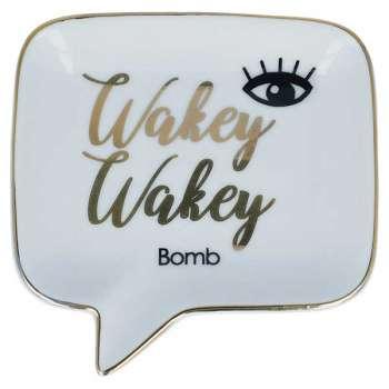 Wakey Wakey Soap Dish