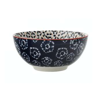 Maxwell & Williams Boho 15cm Bowl Kiraku Blue